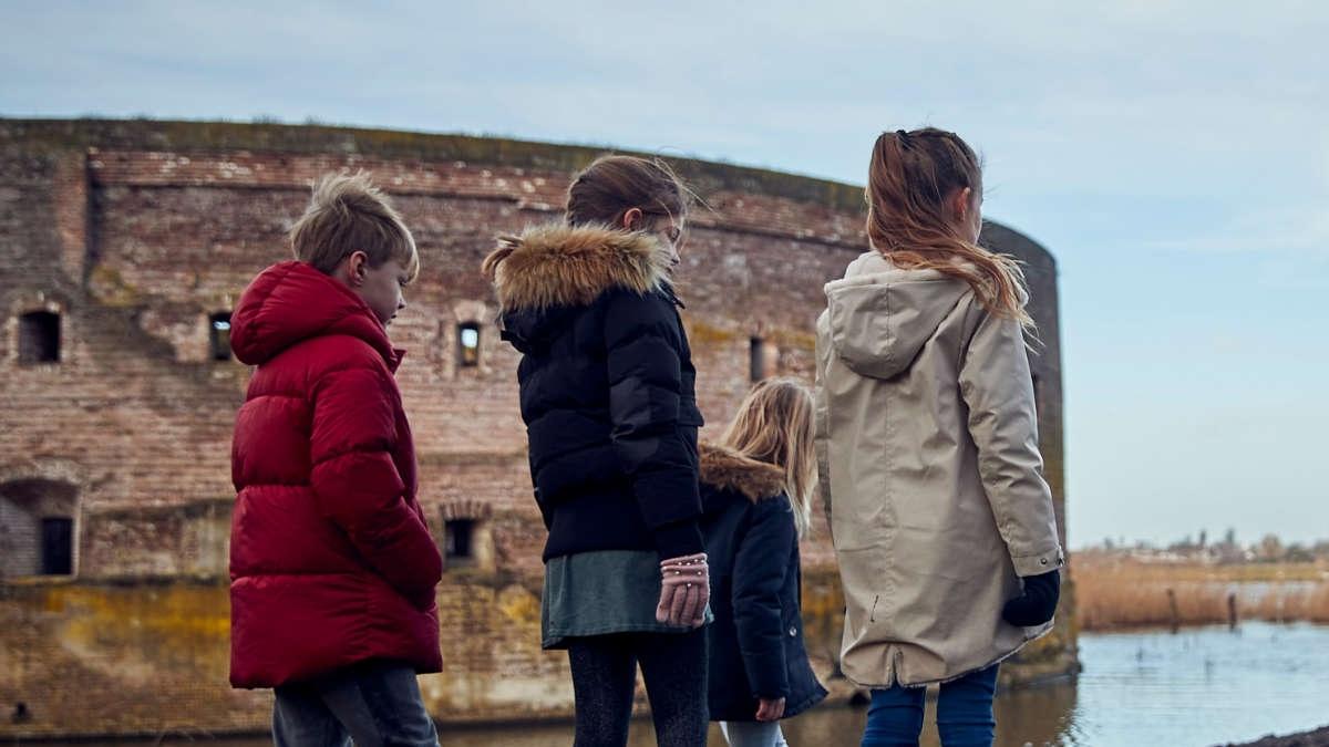 Familie Speurtocht bij Fort Uitermeer Weesp