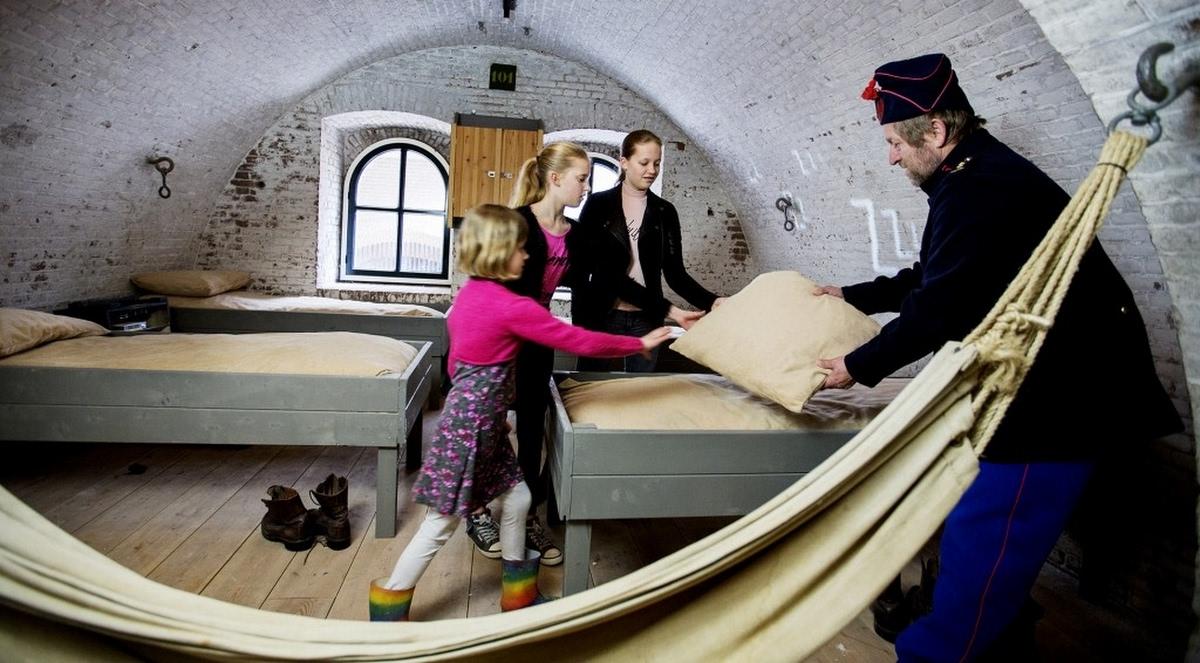 Soldatenmuseum Fort Pannerden