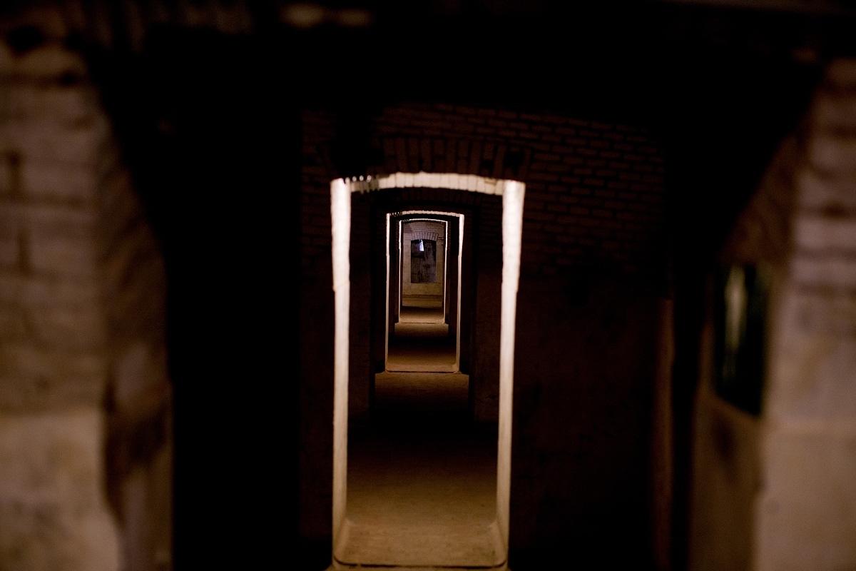 Fortverhalen op Fort Pannerden