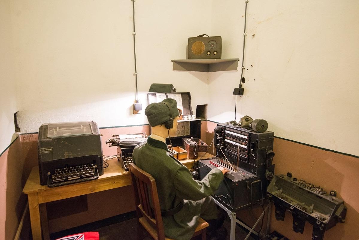 Foto bij Bezoek het Museum Atlantikwall Noordwijk
