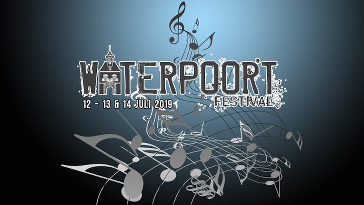 Waterpoort festival in Vesting Gorinchem