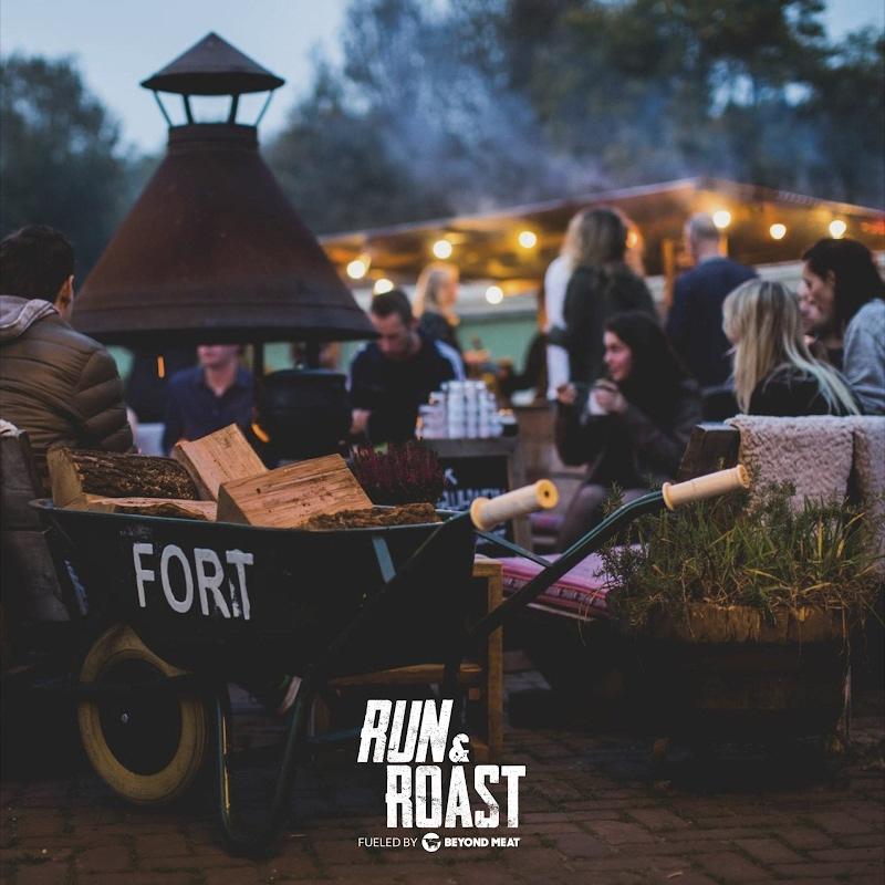 Hardloopevenement Run & Roast