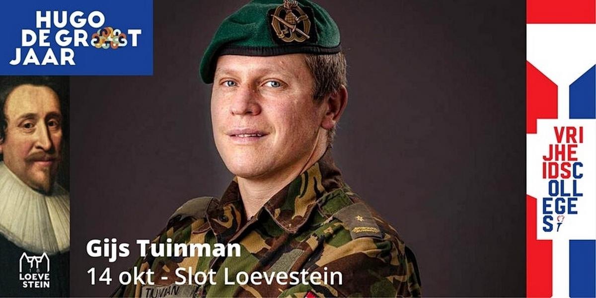 Vrijheidscollege Gijs Tuinman