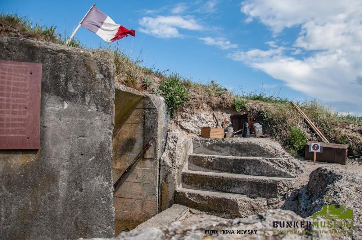 Foto bij Beleefweek Oorlogsverhalen in de duinen
