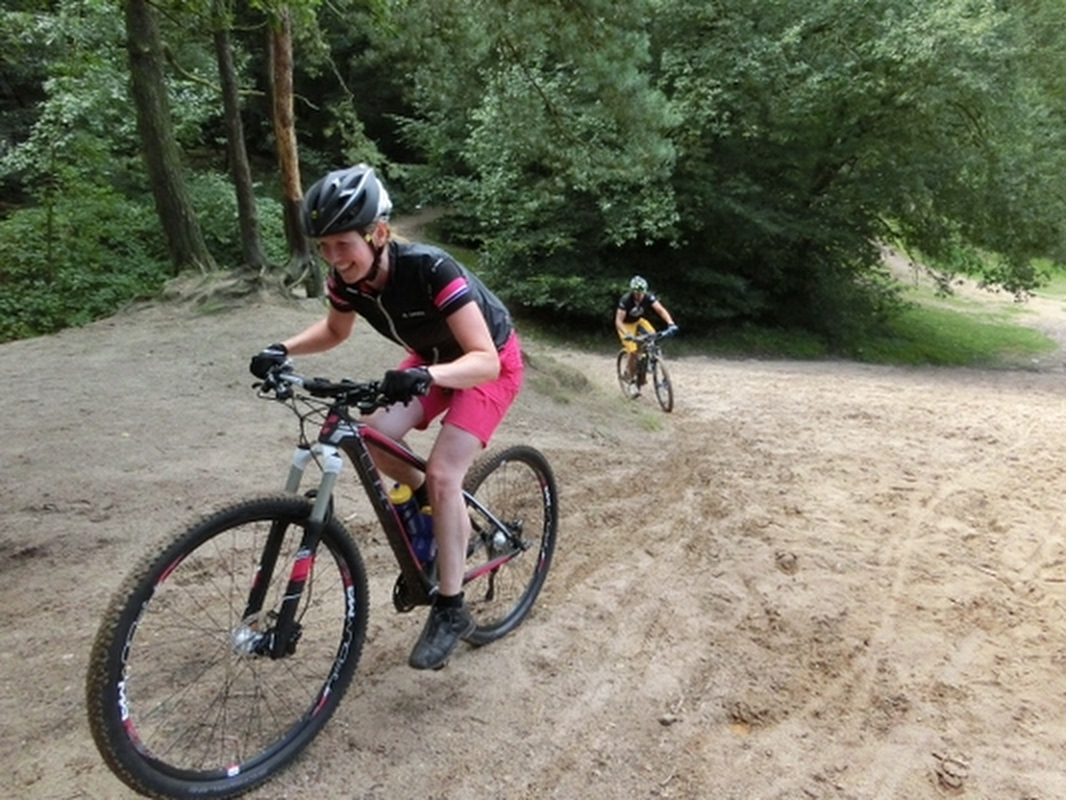 Mountainbike clinics & tochten