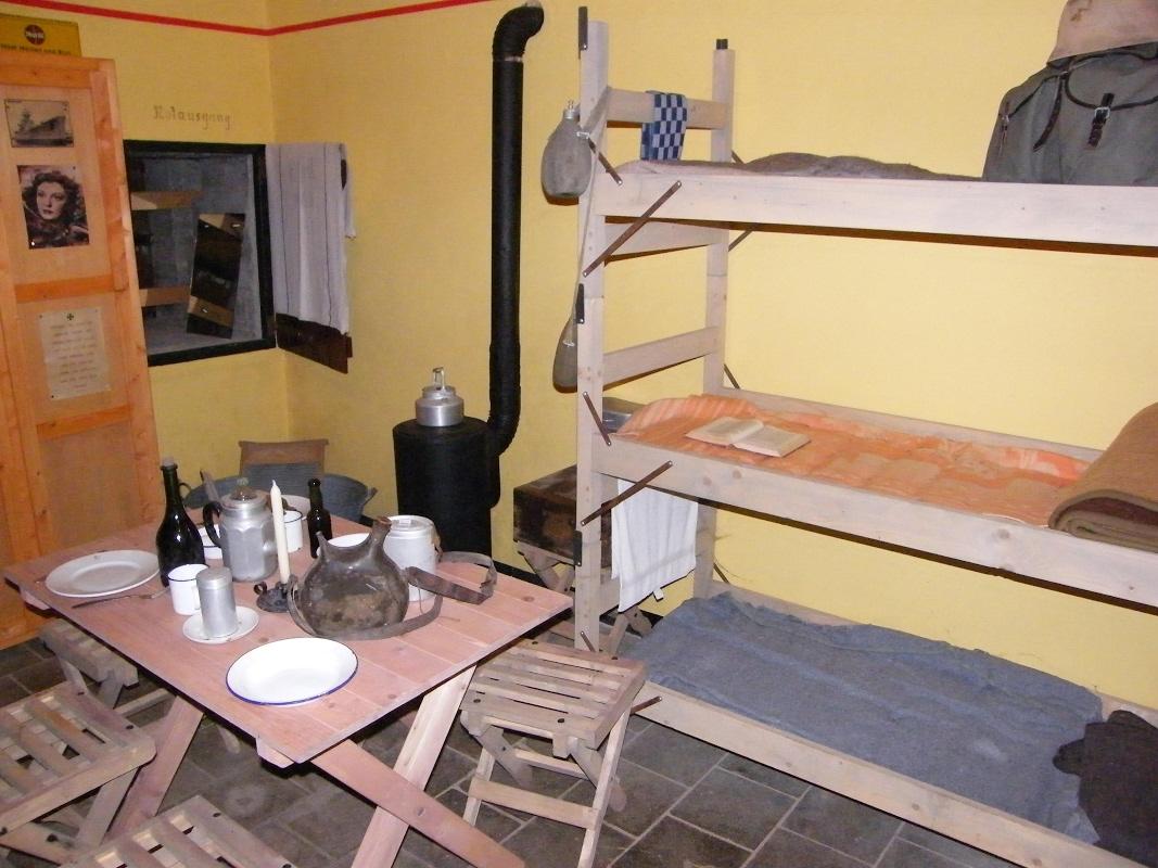 Foto bij Museumdag Bunker IJmuiden
