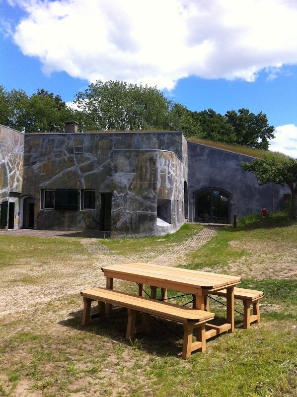 Kijken op Fort Kijkuit