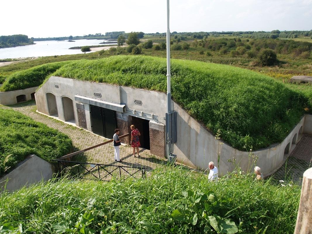 Beleef Hemelvaartsdag rond Fort Pannerden