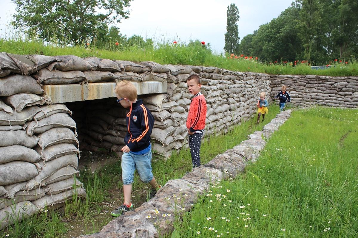 Fortensafari op Fort Giessen